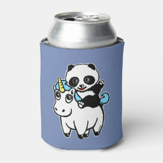 Magically cute can cooler
