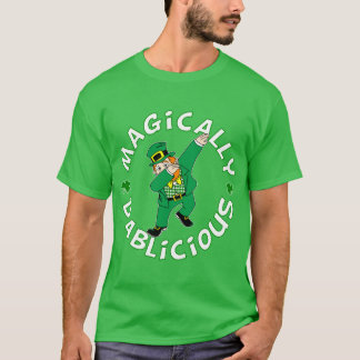 Magically DAB-licious Leprechaun T-Shirt