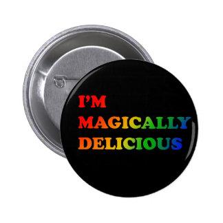 Magically delicious buttons