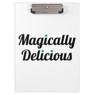 Magically Delicious Clipboards