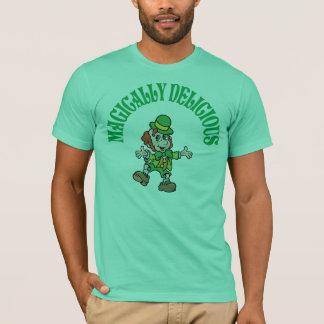 Magically Delicious Dancing Leprechaun T-Shirt