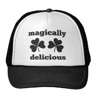 Magically Delicious Mesh Hat