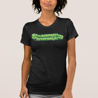 Magically Delicious Irish Shamrock T-shirts