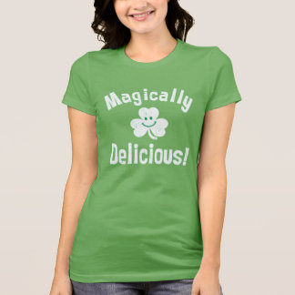 Magically Delicious Irish St. Patrick's Day Tee