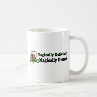 Magically Delicious Magically Drunk Coffee Mugs