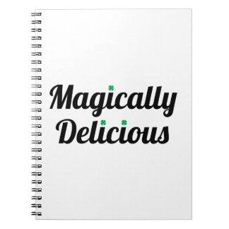 Magically Delicious Notebook