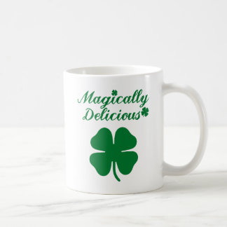 Magically Delicious Shamrock Mug