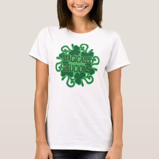 Magically Delicious Shamrocks T-Shirt
