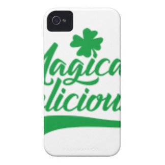 Magically Delicious St. Patrick's Day Case-Mate iPhone 4 Case