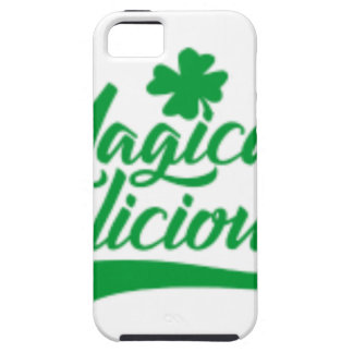 Magically Delicious St. Patrick's Day iPhone 5 Case
