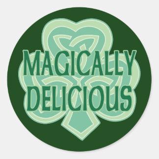 Magically Delicious Sticker