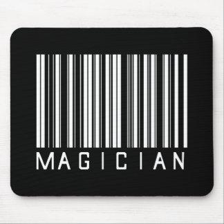 Magician Bar Code Mouse Pad
