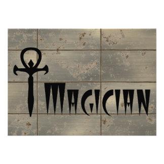 Magician Personalized Invitations