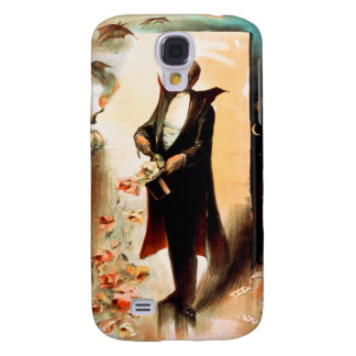 Magician pulling roses out of top hat c 1892 samsung galaxy s4 cover