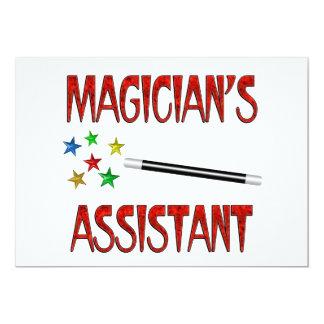 Magicians Assistant Invite