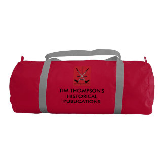 MAGICIANS ON ICE DUFFLE BAG