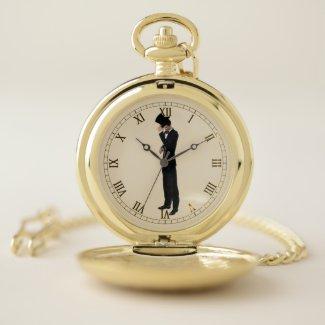 Magicians Pocket watch