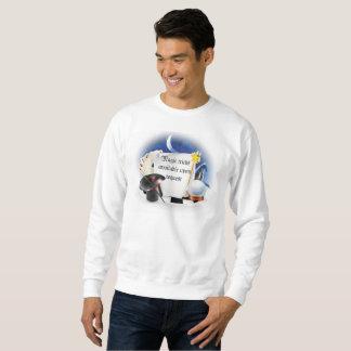 Magician's sweatshirt