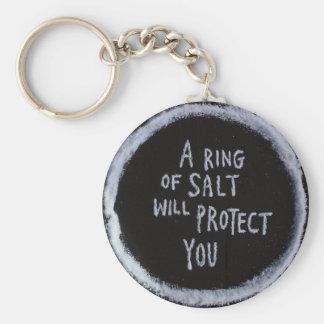 Magick : Salt Key Ring