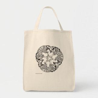 Magick - Wolf Tote Bag