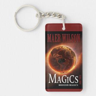 Magics Designer Keychain