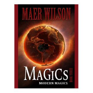 Magics Designer Postcard