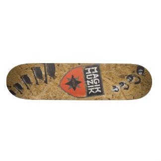 Magik Muzik Skateboard Classic