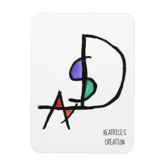 Magnet-A,S,L&D Magnet