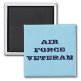 Magnet Air Force Veteran
