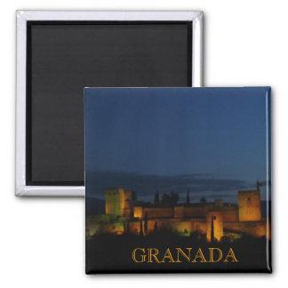 Magnet, Alhambra, Granada Magnet