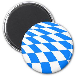 Magnet CBD102 - Bavarian Flag (Bayern)