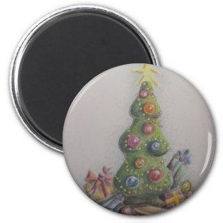 Magnet - Christmas Tree