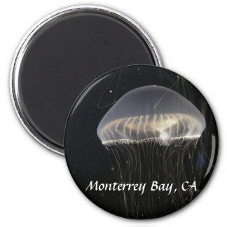 Magnet: Crystal Jelly 6 Cm Round Magnet
