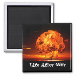 Magnet - Explosion and Fireball - Life After War