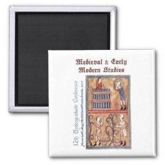 Magnet for Moravian conference