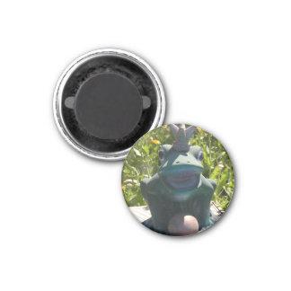"""Magnet """"frog"""" Märchenfigur"""