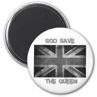 Magnet God save the Queen