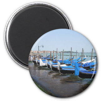 Magnet - Gondolas Venice Italy