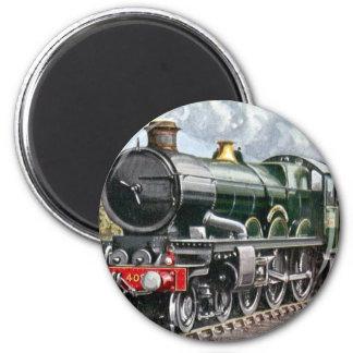 Magnet - GWR Engine