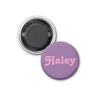 Magnet Haley