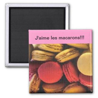 Magnet I like macaroons