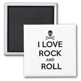 magnet i love rock and roll