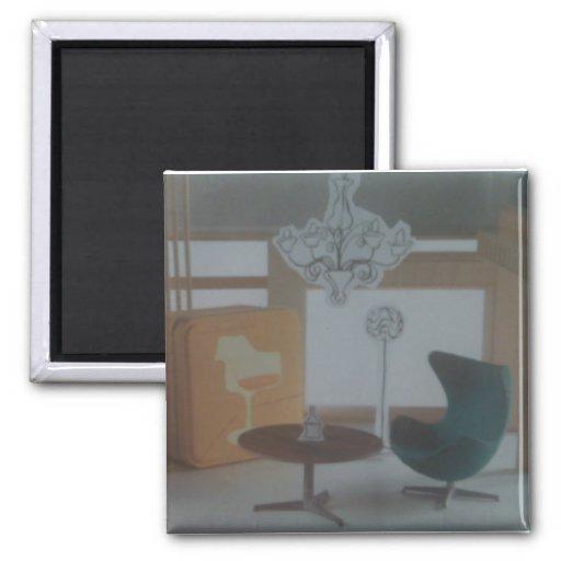 Magnet, Interior Design