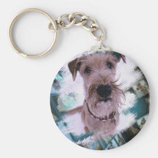 Magnet Irish Terrier Key Ring