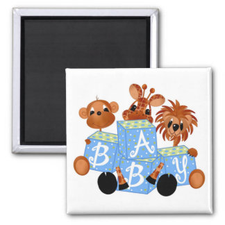 Magnet Jungle Baby Boy Infant