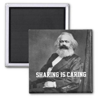 magnet Karl Marx