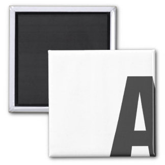 """Magnet letter """"A """""""