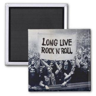 "Magnet ""Long Live Rock N' Roll """