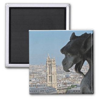 Magnet: Notre-Dame de Paris - Gargoyle Magnet