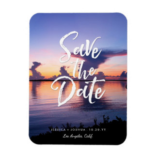 Magnet Photo Save the Date